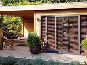 Abri de jardin habitable, Studio de jardin, Espaces habitables, Extension de jardin en bois