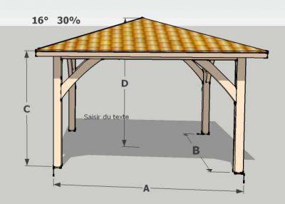 d tail de construction mod le antibes ambiances bois. Black Bedroom Furniture Sets. Home Design Ideas