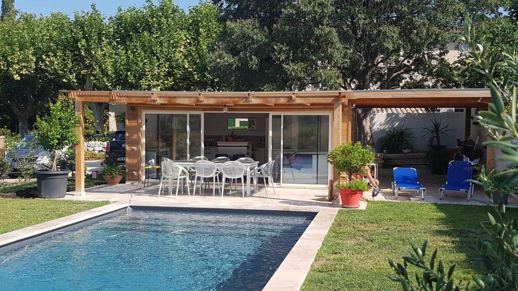 Abri De Jardin En Bois Chalet De Jardin Studio Pool House